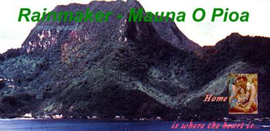 Rainmaker-mauga o Pioa, Aua, Am. Samoa