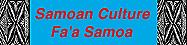 Samoan Culture and Fa'a Samoa